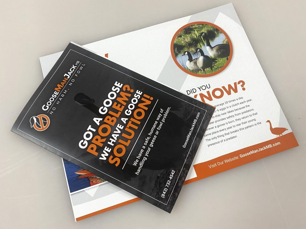 Custom Brochures in Myrtle Beach